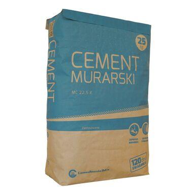 Cement murarski MC 22,5X worek ODRA OPOLE