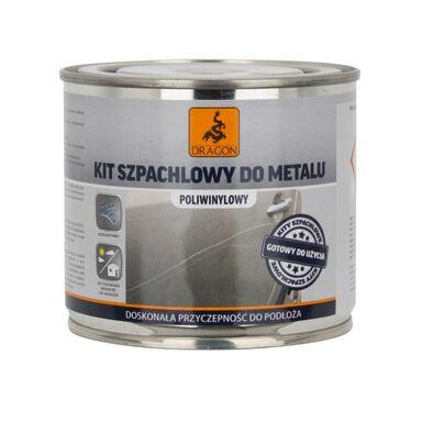 Kit szpachlowy do metalu 0.25 kg DRAGON