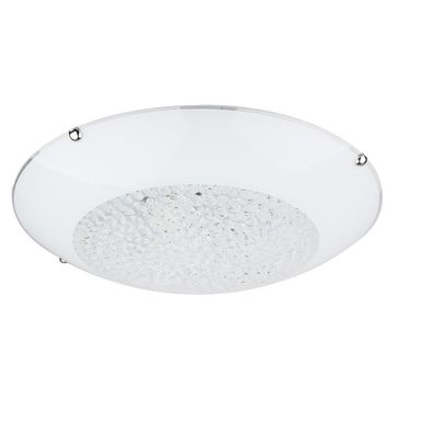 Plafon PRISTINA 40 cm biały LED CANDELLUX