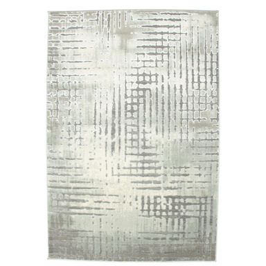Dywan PACYFIK jasnoszary 80 x 150 cm