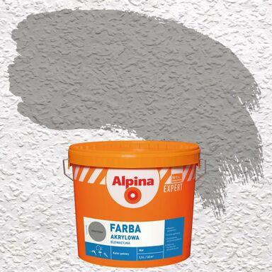Farba elewacyjna akrylowa Grafitowy ALPINA EXPERT
