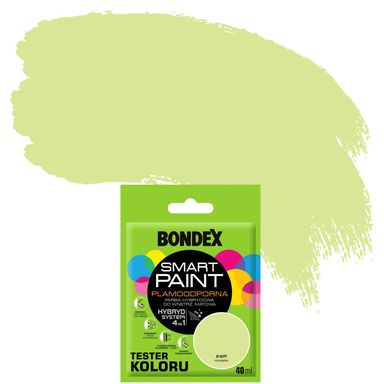 Tester farby SMART PAINT 40 ml Be happy BONDEX