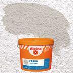 Farba elewacyjna akrylowa Jasnoszary ALPINA EXPERT