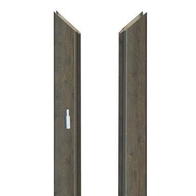 Baza lewa ościeżnicy REGULOWANEJ Dąb jasny 100 - 140 mm VOSTER