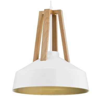 Lampa wisząca DROP biała E27 ALFA