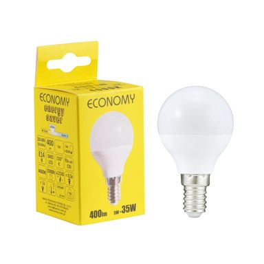 Żarówka LED E14 5 W = 35 W 400 lm Neutralna Economy
