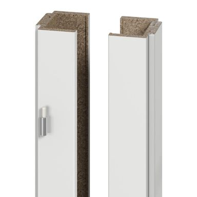 Baza lewa ościeżnicy regulowanej Trim Tablica Biała 140 - 160 mm Porta