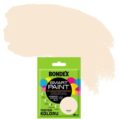 Tester farby SMART PAINT 40 ml Chyba beżowy BONDEX