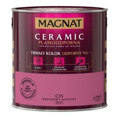 Farba wewnętrzna CERAMIC 2.5 l Wrzosowy rodonit MAGNAT