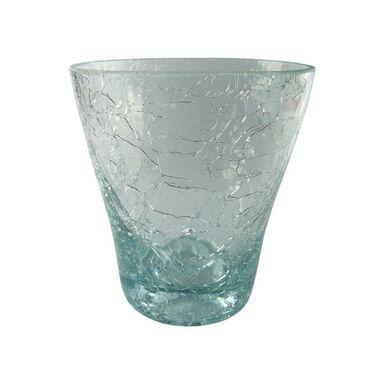 Osłonka do storczyka szklana 8 cm bezbarwna MINI OS08