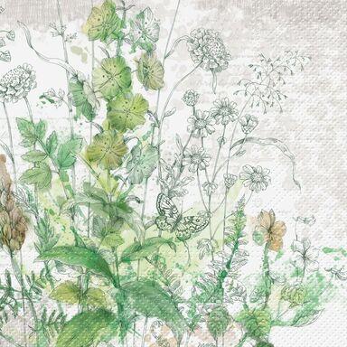 Serwetki Meadow 33 x 33 cm 20 szt.