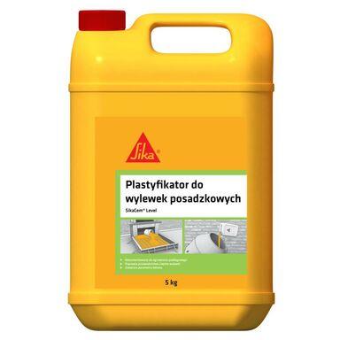 Plastyfikator do ogrzewania podłogowego SIKACEM LEVEL 5 kg SIKA