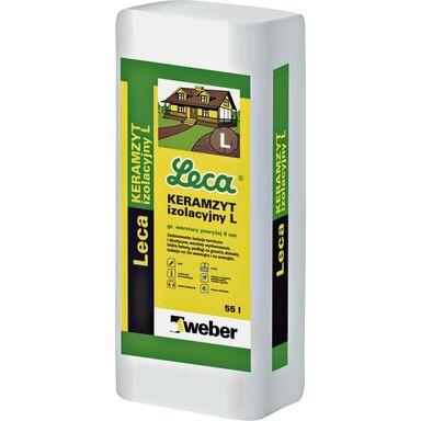 Keramzyt izolacyjny LECA L 55 l WEBER
