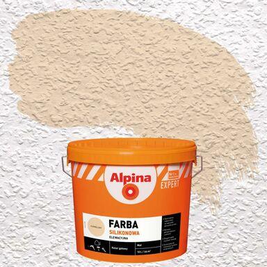 Farba elewacyjna akrylowa FARBA ELEWACYJNA Karmelowy ALPINA EXPERT