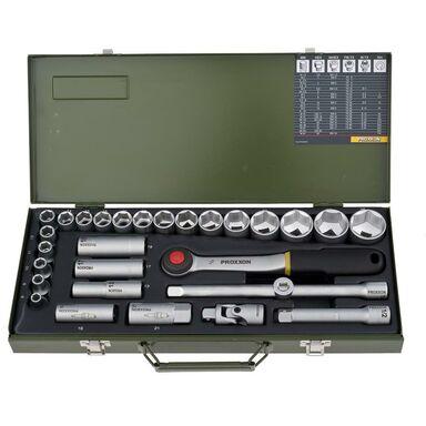 Zestaw kluczy nasadowych PRK23000 PROXXON
