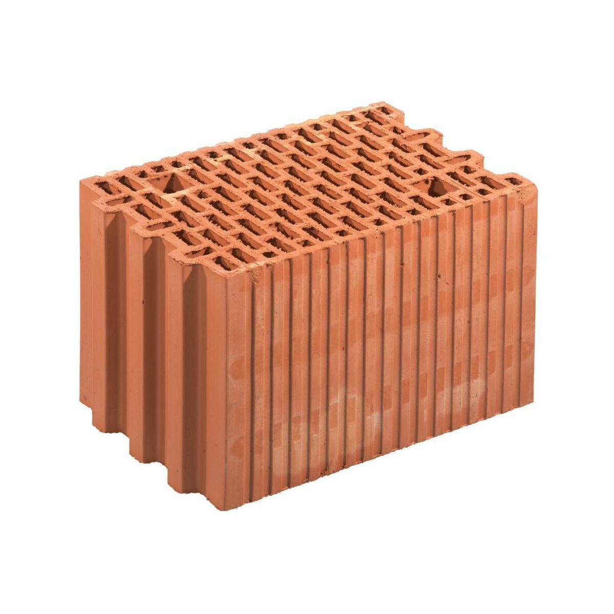 Pustak Ceramiczny Porotherm 25 P W Bloczki Ceramiczne 37 3x25x23 8 Cm