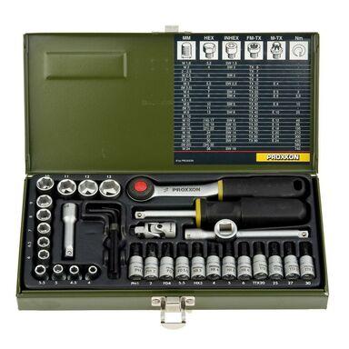 Zestaw kluczy nasadowych PRK23080 PROXXON