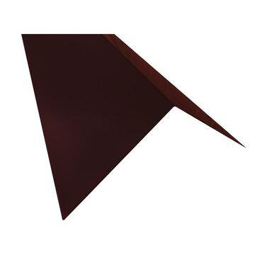 Kalenica prosta 195 cm Brązowa Pruszyński