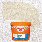 Farba elewacyjna AKRYLOWA 10 l Jasnożółty ALPINA EXPERT