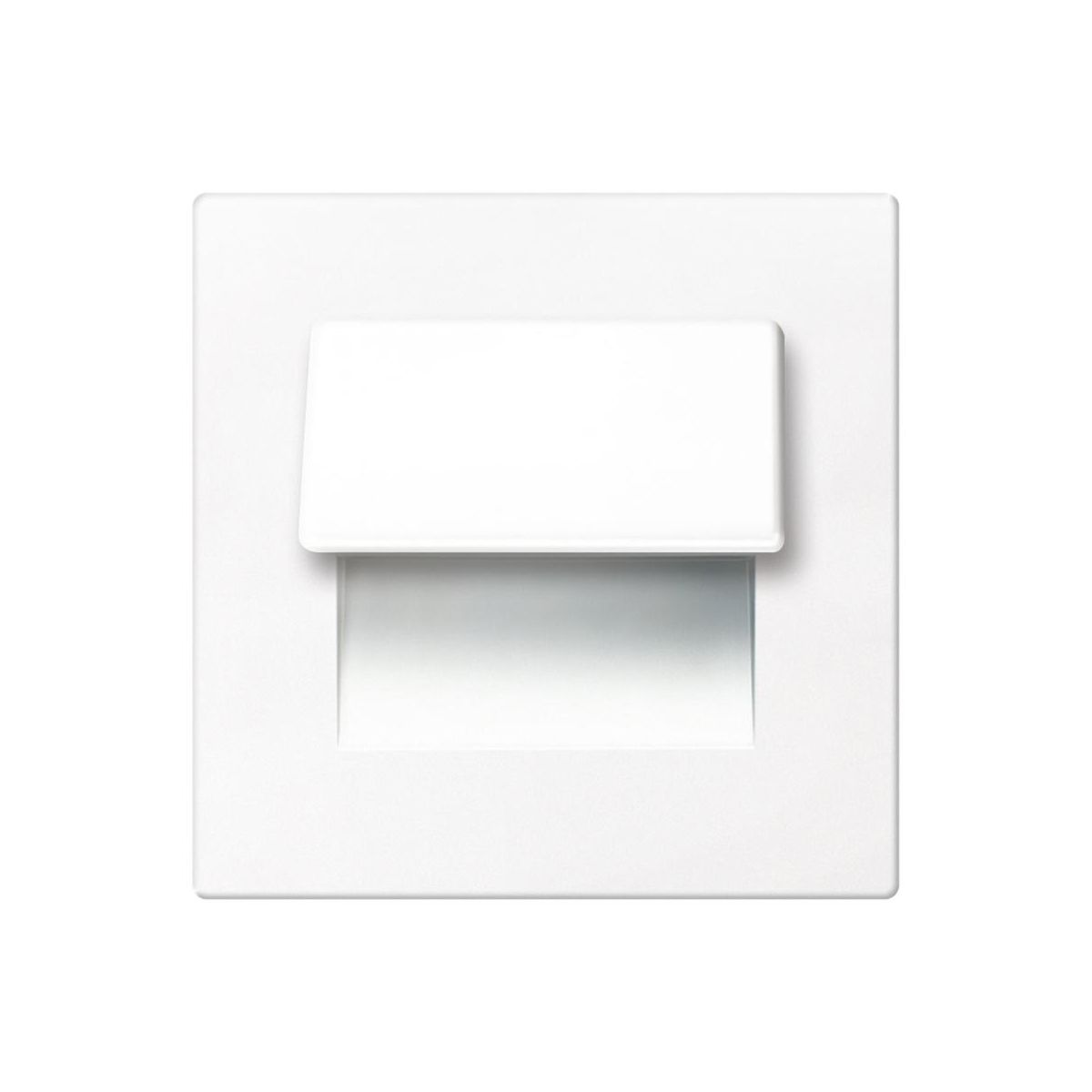 Oprawa Schodowa Live Ip44 7 Cm Biala Kwadratowa Led Barwa Neutralna Spot Light Oprawy Schodowe W Atrakcyjnej Cenie W Sklepach Leroy Merlin