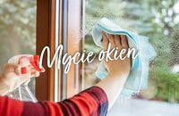 Jak myć okna? Oto skuteczne sposoby!