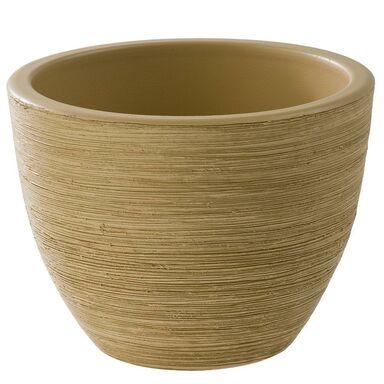 Osłonka ceramiczna 30 cm piaskowa SERIA 302 CERMAX