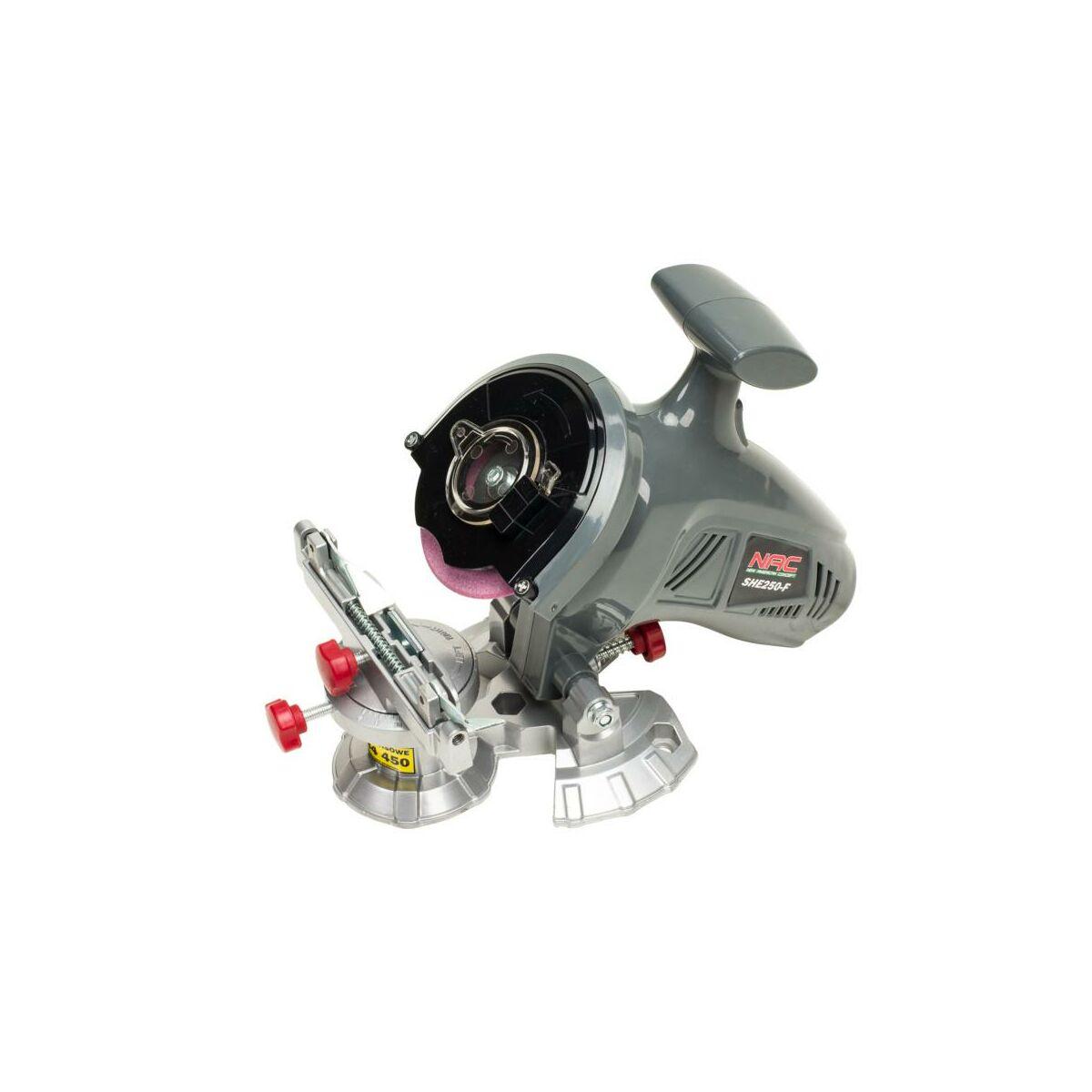 Ostrzalka Elektryczna Do Lancuchow 250 W Nac She250 F Lancuchy Pilniki Prowadnice Do Pilarek W Atrakcyjnej Cenie W Sklepach Leroy Merlin