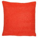 Poduszka METY czerwona 45 x 45 cm INSPIRE