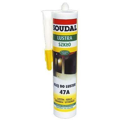 Klej montażowy DO LUSTER 47A SOUDAL