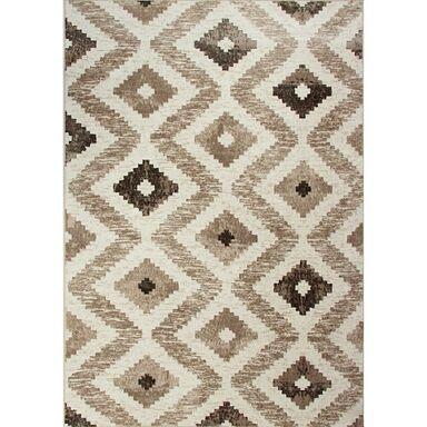 Dywan SOFT jasnobrązowy 70 x 140 cm