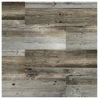 Panel ścienny drewniany Bordo grigio 0.5 m2 Max-Stone