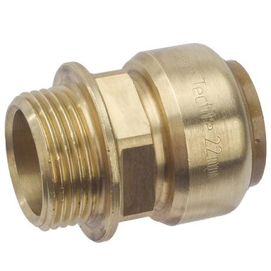 """Złączka PUSH 22 mm 3/4"""" GZYORKSHIRE"""