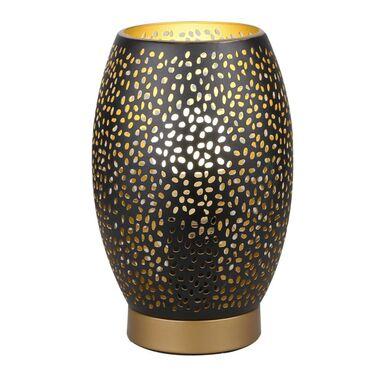 Lampka stołowa VENUS czarno-złota E27 CANDELLUX