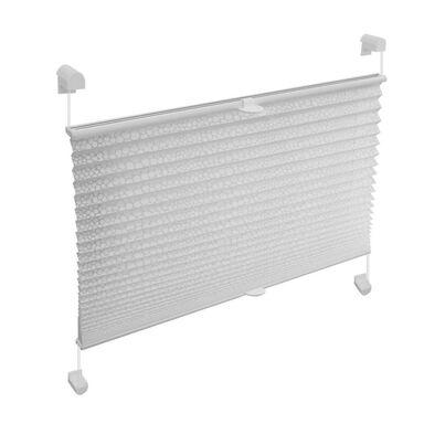 Roleta plisowana EASYFIX KROPKI 80 x 130 cm biała