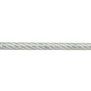 Linka stalowa PVC 95 kg 3/4 mm x 1 mb STANDERS