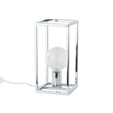Lampa stołowa SIGALO chrom E27 ITALUX