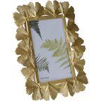 Ramka dekoracyjna na zdjęcie 10 x 15 cm złota