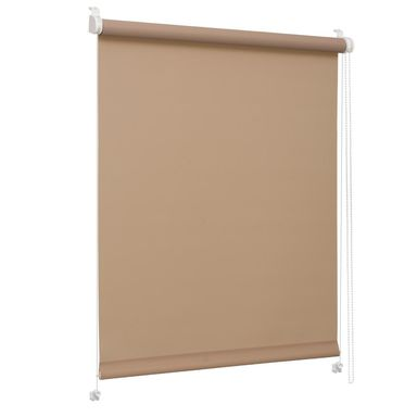 Roleta okienna MINI 43 x 160 cm beżowa INSPIRE