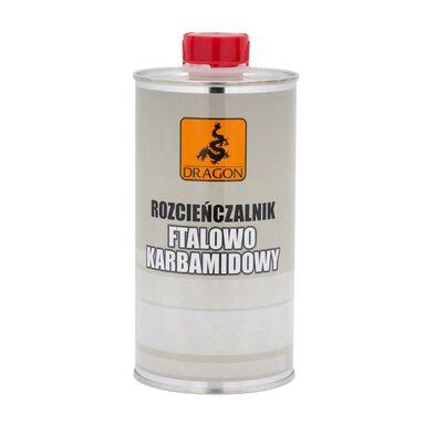Rozpuszczalnik DO WYROBÓW FTALOWO- KARBAMIDOWYCH DRAGON