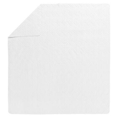Narzuta OCTAVIO biała 200 x 220 cm INSPIRE