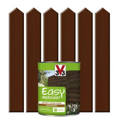 Impregnat do drewna EASY 0.75 l Tek V33