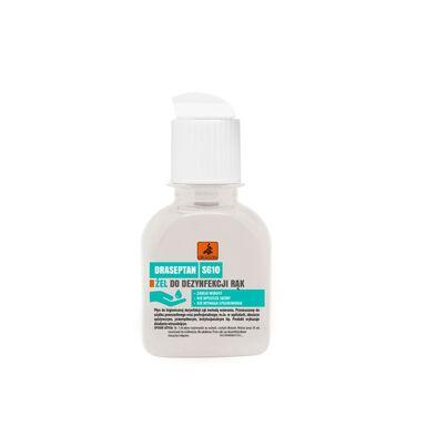 Żel do dezynfekcji rąk SG10 80 ml DRASEPTAN