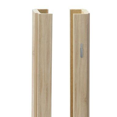Baza prawa ościeżnicy regulowanej Dąb sonoma 95 - 115 mm Classen