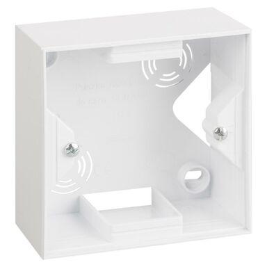 Puszka instalacyjna SONATA  Biały  OSPEL