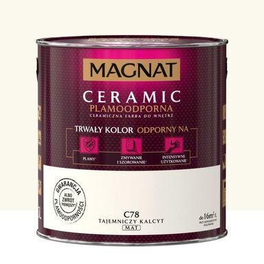Farba wewnętrzna Ceramic 2.5 l Tajemniczy kalcyt Magnat