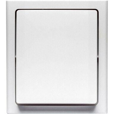 Włącznik pojedynczy BRAVO IP54  Biały  POLMARK
