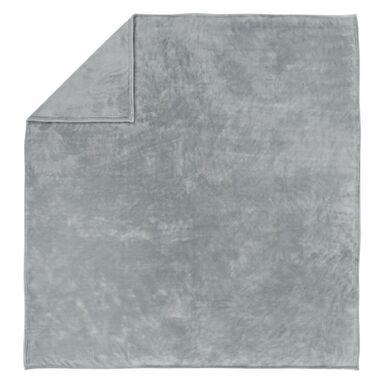 Pled FLAMINGO szary 200 x 220 cm INSPIRE