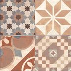Terakota PATCHWORK BEIGE 45 X 45 HALCON MOMENTS
