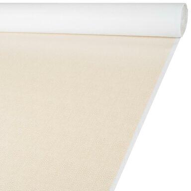 Tkanina na mb CROCO beżowa imitacja skóry szer. 138 cm