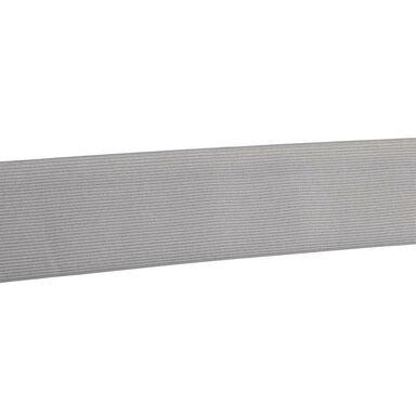 Pas elastyczny 60 mm x 1 mb szary STANDERS